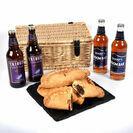 Cornish Ales & Pasty Hamper