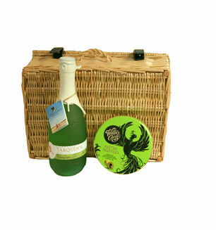 Tarquin\'s Cornish Pastis And Matcha Truffle Hamper