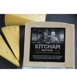 The Kitcham Brothers-Single Estate Devon Cheese