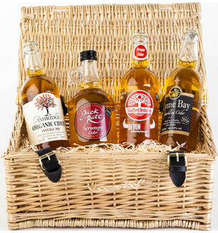Choice Devon Cider Hamper