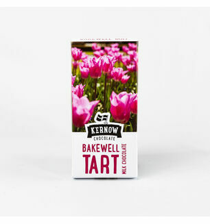 Kernow Bakewell Tart Milk Chocolate