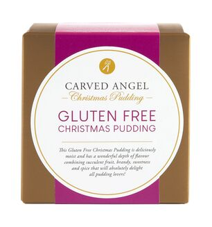 Christmas Pudding - Gluten Free