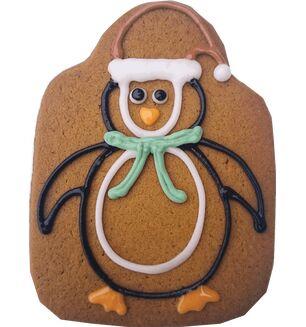 Ginger Bread Penguin