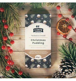 Christmas Pudding Milk Chocolate