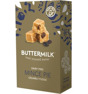 Vegan Mince Pie Fudge