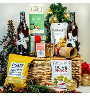 Party Hamper - Korev Lager