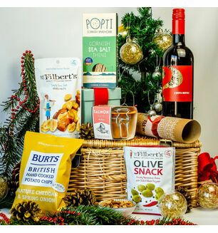 Christmas Party Hamper - Red Wine