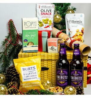 Christmas Party Hamper - Tribute Ale