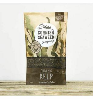 Organic Kelp Seaweed Flakes