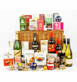The Spectacular Christmas Hamper