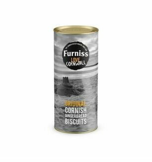 Furniss Gingerbread Sandcastle Drum 200g
