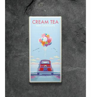 Kernow Cram Tea Milk Chocolate