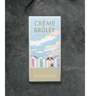KERNOW CREME BRULEE MILK CHOCOLATE