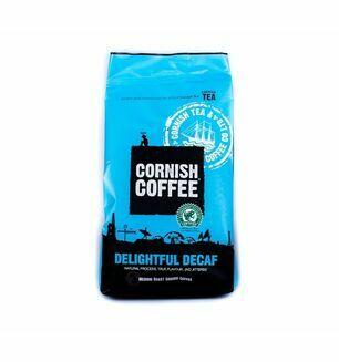 Cornish coffee delightful DECAF