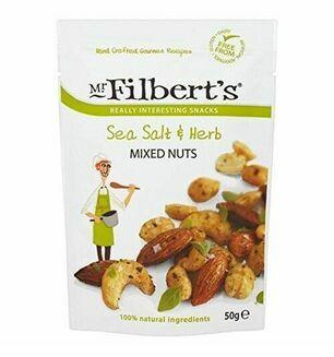 Mr Filbert\'s sea salt & herb