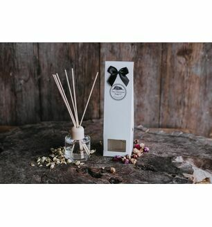 Coconut & Lemongrass Reed Diffuser - DARTMOOR SOAP COMPANY