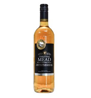 Mead Wine with Festive Spices