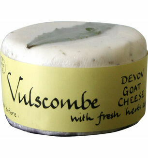 Vulscombe Goats Cheese 170 gms