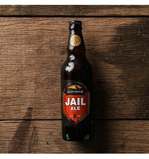 Dartmoor Brewery Jail Ale 500ml bottle