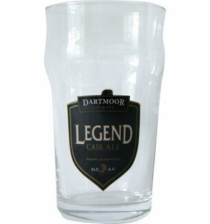 Dartmoor Legend Glass