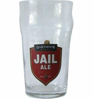 Dartmoor Jail Ale Glass
