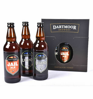 Dartmoor Brewery 3 Bottle Presentation Pack