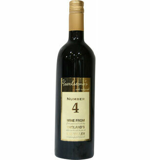 Yearlstone Number 4  Rich Ruby Red Wine 2014