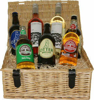 Exeter Beer, Wine & Cider Selection