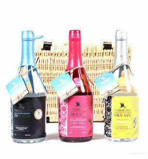 Three Kings Tarquin's Gin Hamper
