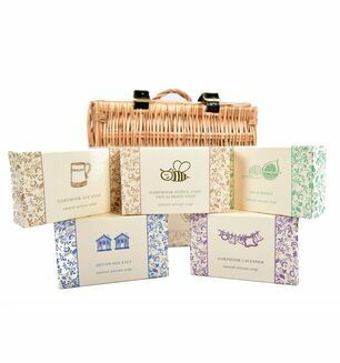Devon Soap Basket
