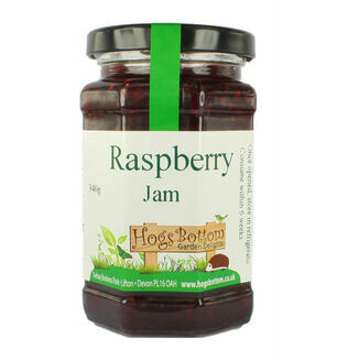 Hogs Bottom Raspberry Jam 340g