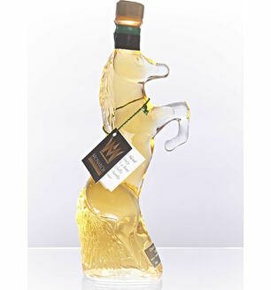 Monarch Toffee Apple Liqueur  'Glass Horse' 35cl