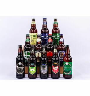 The Devon Dozen Twelve Ales Hamper