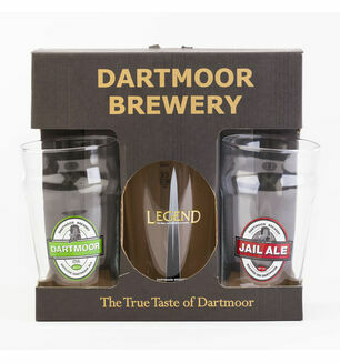 Dartmoor Brewery Glass Gift Set