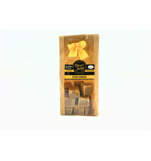 Devon Handmade Ginger Fudge