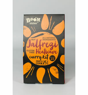 Boom Kitchen Jalfrezi Heatwave Curry Kit