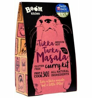 Boom Kitchen Tikka Tarka Masala Curry Kit