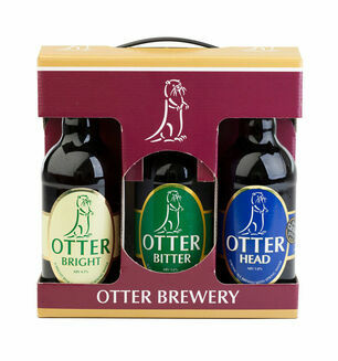 Otter Brewery Three Ales Gift Pack