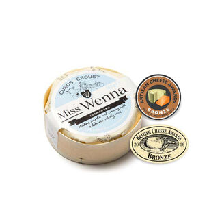 Miss Wenna Cornish Brie-165g