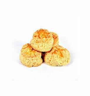 2 x Cheese Scones
