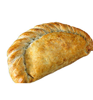 Cornish- Steak Pasty - Large Baked
