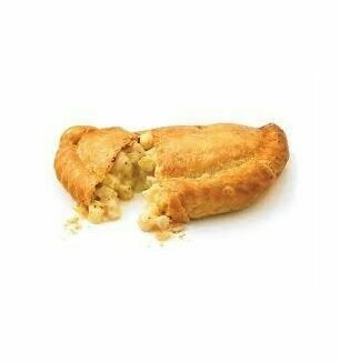Cornish - Cheese Pasty - Medium Baked
