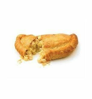 Cornish - Cheese Pasty - Medium Baked