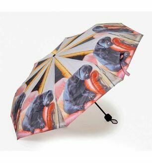 Sleeping Labrador Dog Umbrella