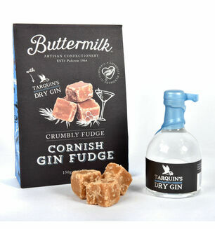 Miniature Gin And Fudge