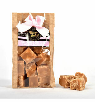Devon Handmade Salcombe Gin & Pink Grapefruit Fudge