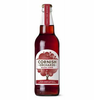 Cornish Orchards Blush Cider
