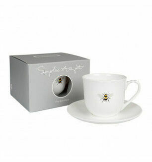 Sophie Allport Bees Tea Cup and Saucer