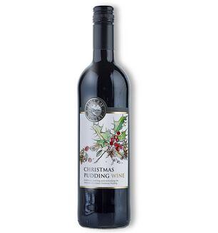 Lyme Bay Christmas Pudding Wine - 75 cl