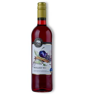 Lyme Bay Mulled Wine-  75cl